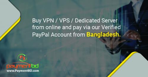 Buy VPN / VPS / Dedicated Server from online and pay via our